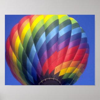Hot Air Balloon (4) Poster