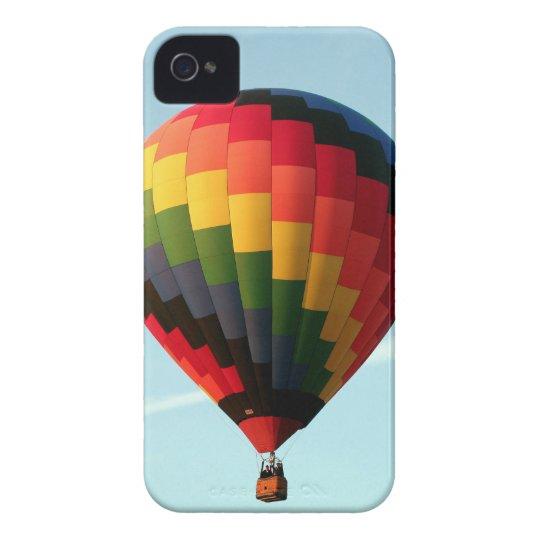 Hot air balloon aloft Case-Mate iPhone 4 cases