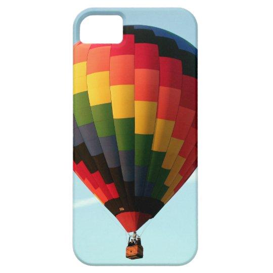 Hot air balloon aloft iPhone 5 cover