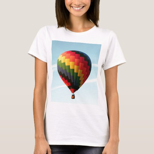 Hot air balloon aloft T-Shirt