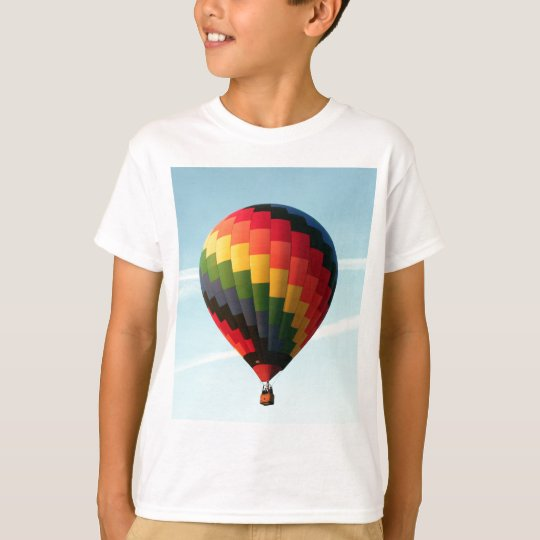 Hot air balloon aloft T-Shirt