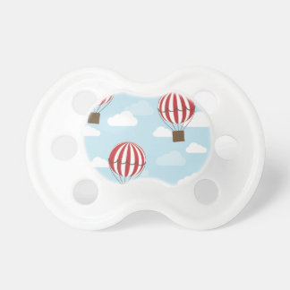 Hot Air Balloon Baby Pacifiers