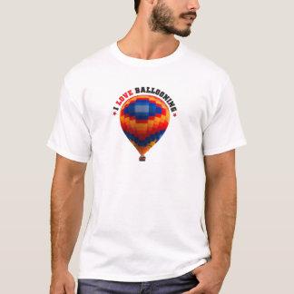 Hot Air Balloon Ballooning T-Shirt