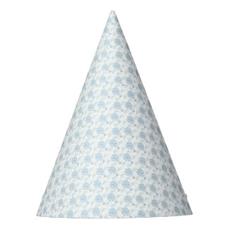 Hot air balloon balloons blue party hat