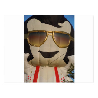 Hot Air Balloon, Binghamton NY Postcard