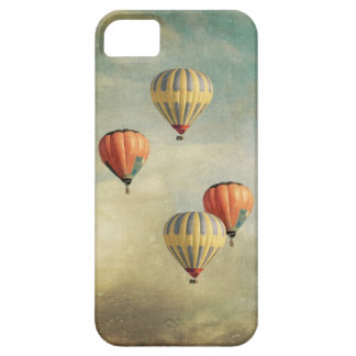 Hot Air Balloon Colorful iPhone 5 Case