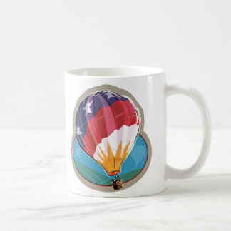 Hot Air Balloon Crew Coffee Mug