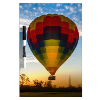 Hot Air Balloon Dry-Erase Whiteboards