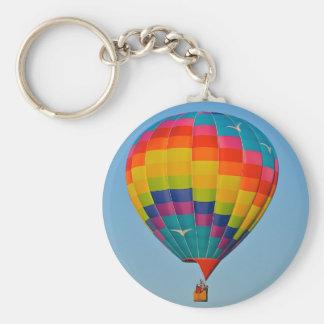 Hot Air Balloon IV Keychain