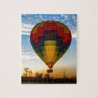Hot Air Balloon Jigsaw Puzzle