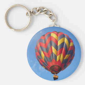 Hot Air Balloon Keychain