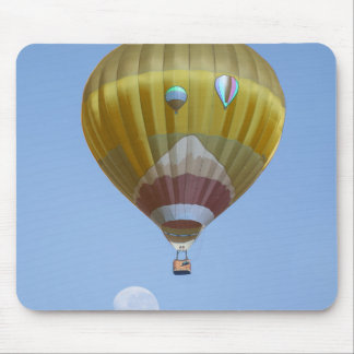 Hot Air Balloon Mouse Pad