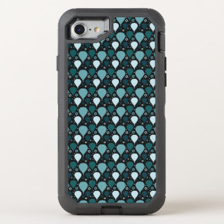 Hot air balloon pattern OtterBox defender iPhone 8/7 case