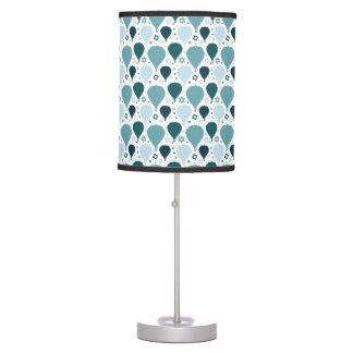 Hot air balloon pattern table lamp
