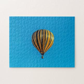 Hot air balloon photo puzzle