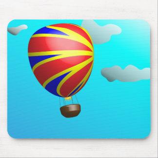 Hot Air Balloon Ride Mouse Pad