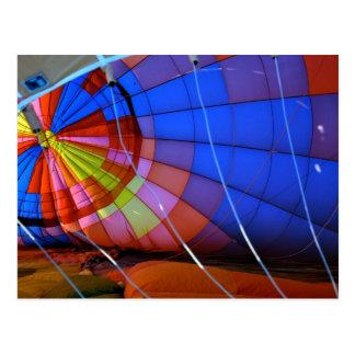 Hot Air Balloon Series 2009 Postcard