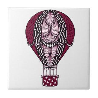 Hot Air Balloon Tile