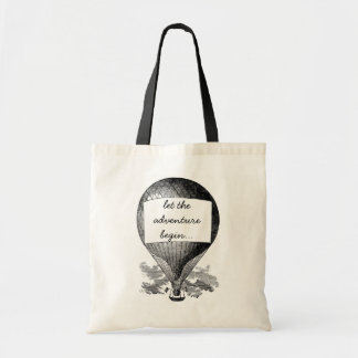hot air balloon tote