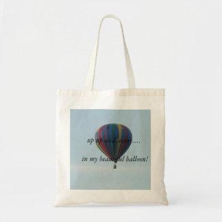Hot Air Balloon Tote