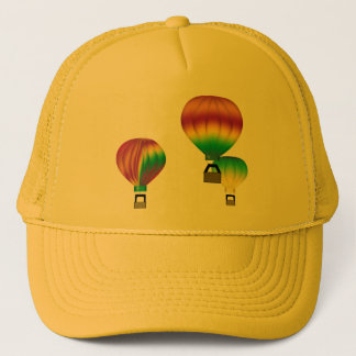 Hot Air Ballooner Hat