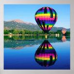 Hot Air Ballooning, Pikes Peak Mountain