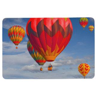 Hot Air Balloons Floor Mat