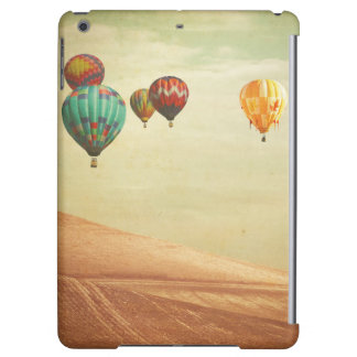 Hot Air Balloons In The Sky iPad Air Cover