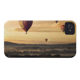 Hot air balloons iPhone 4 Case-Mate case