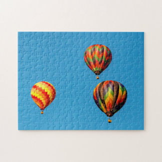 Hot Air Balloons Jigsaw Puzzle