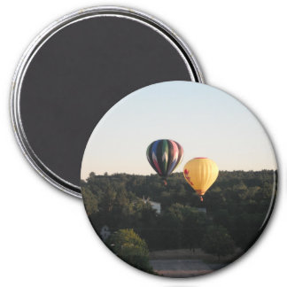 Hot Air Balloons Magnet