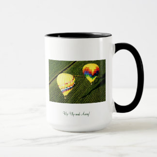 Hot Air Balloons Mug