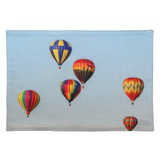 Hot Air Balloons Placemat