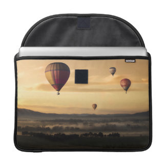 Hot air balloons sleeves for MacBooks