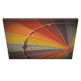 hot air canvas print
