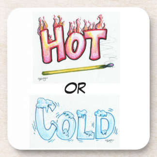 Hot and Cold Coasters