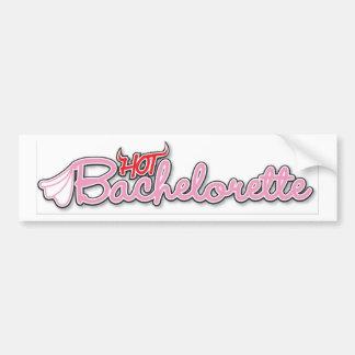 hot bachelorette bumper sticker