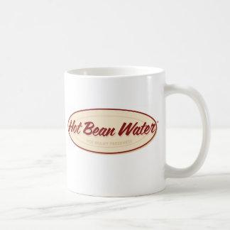 """Hot Bean Water"" Mug - Happy Canada Day!"