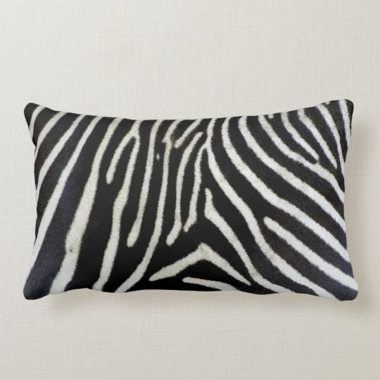 HOT Black n White Zebra Pillow