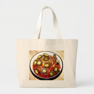 Hot Bowl of Chili on a Cold Night Bag