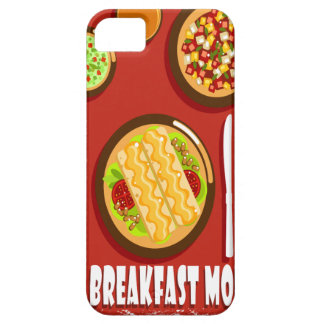 Hot Breakfast Month February - Appreciation Day iPhone 5 Case