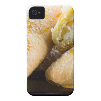 Hot cakes with cheese stuffing iPhone 4 Case-Mate case