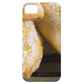Hot cakes with sweet filling, sprinkled iPhone 5 cover