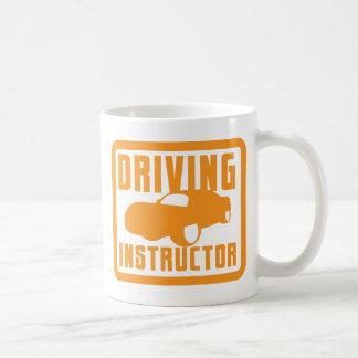 Hot car DRIVING instructor Coffee Mug