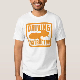 Hot car DRIVING instructor Tee Shirt