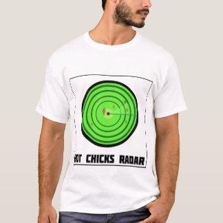 Hot chicks Radar T-Shirt