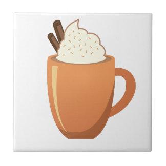 Hot Chocolate Ceramic Tile