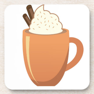 Hot Chocolate Drink Coaster