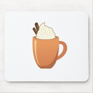 Hot Chocolate Mouse Pad
