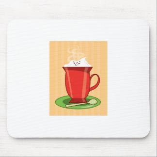 Hot Chocolate Mousepads